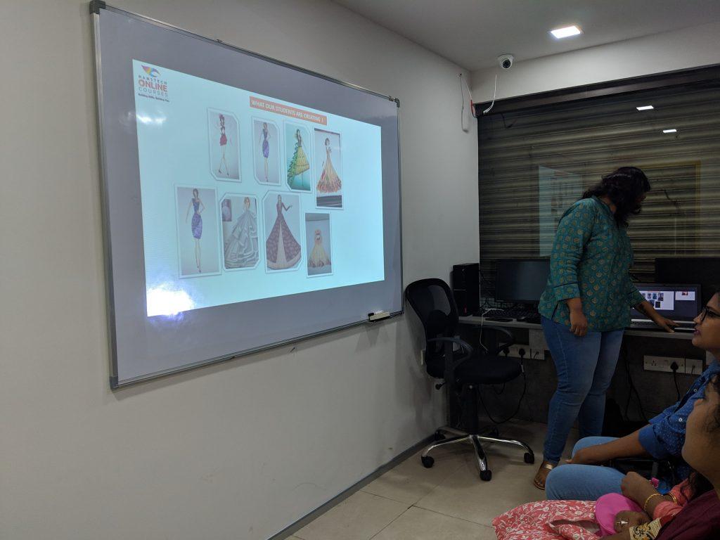 learn fashion online