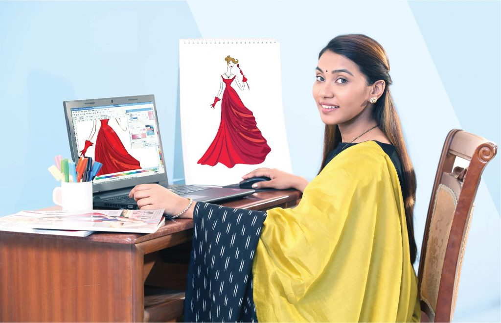 Here Is An Easy Way To Learn Fashion Designing At Home