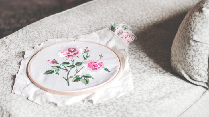 embroidery classes for beginners