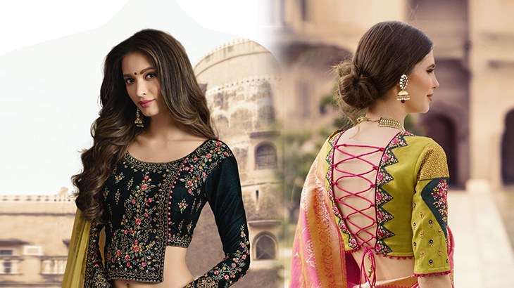 saree blouse making courses online