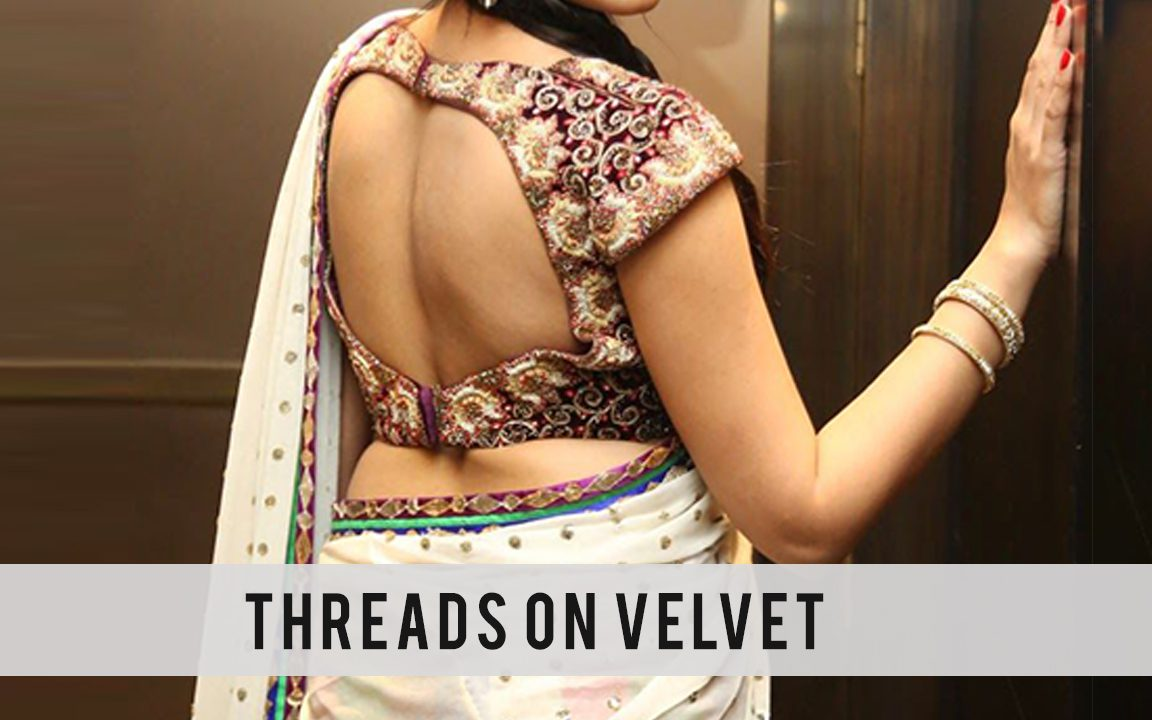 saree blouse cutting online courses
