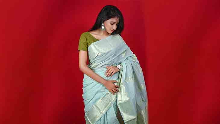 Saree Blouse Making