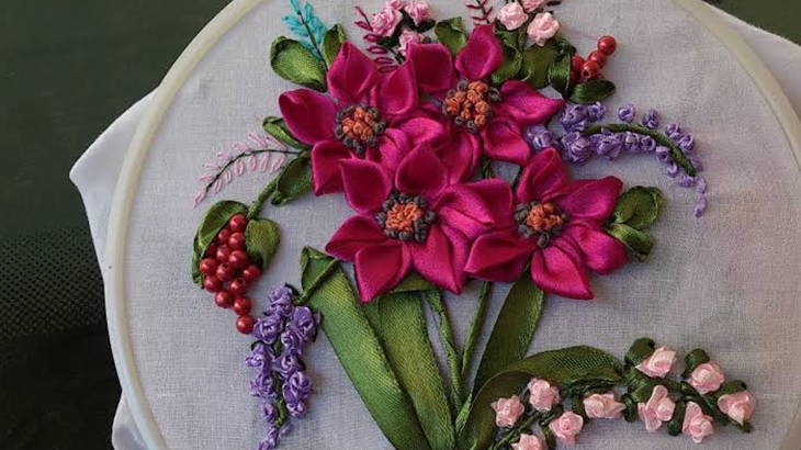 hand embroidery classes online
