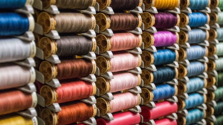 threads in garment design