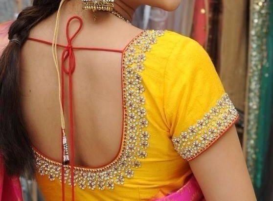 saree blouse making courses online