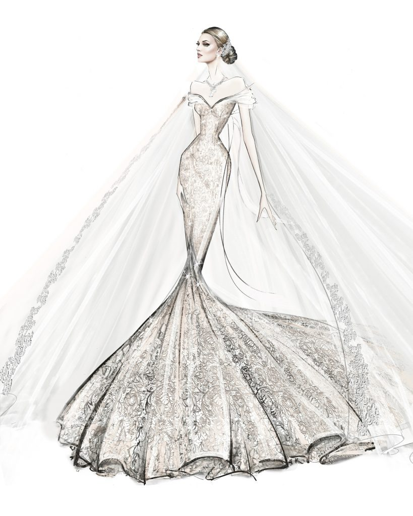 3 Ways To Design Gowns With Our Govt Recognised Fashion Illustration Course