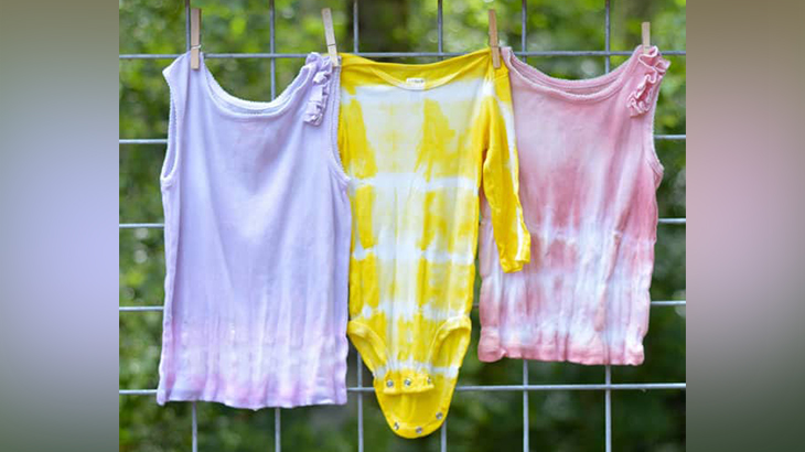 dyeing and printing online