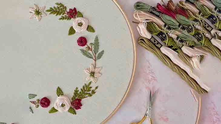 Embroidery Courses