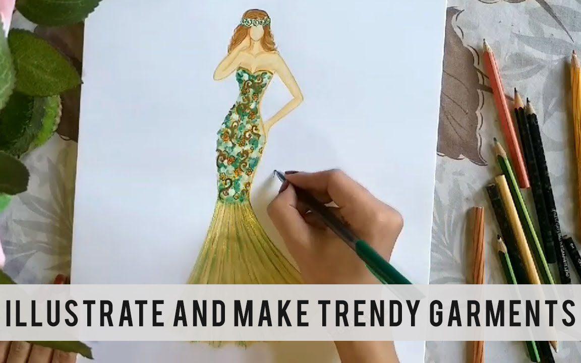 fashion drawing classes