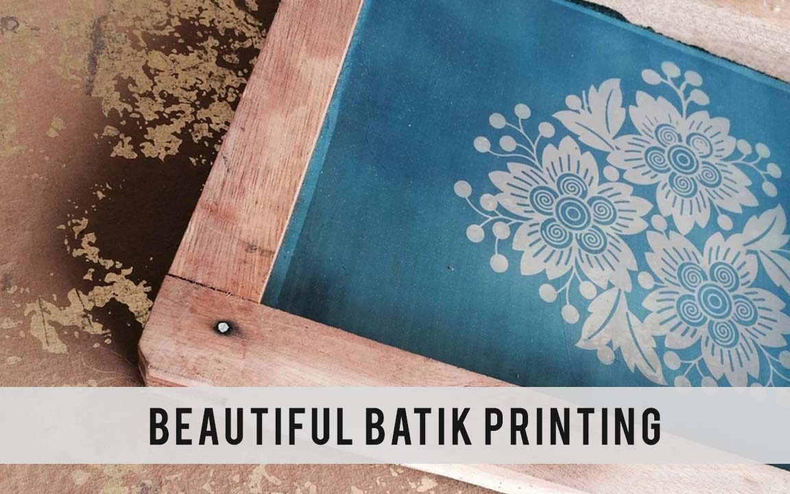 fabric designing classes online
