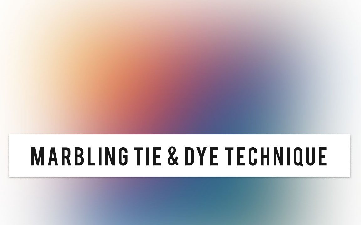 tie and dye training online