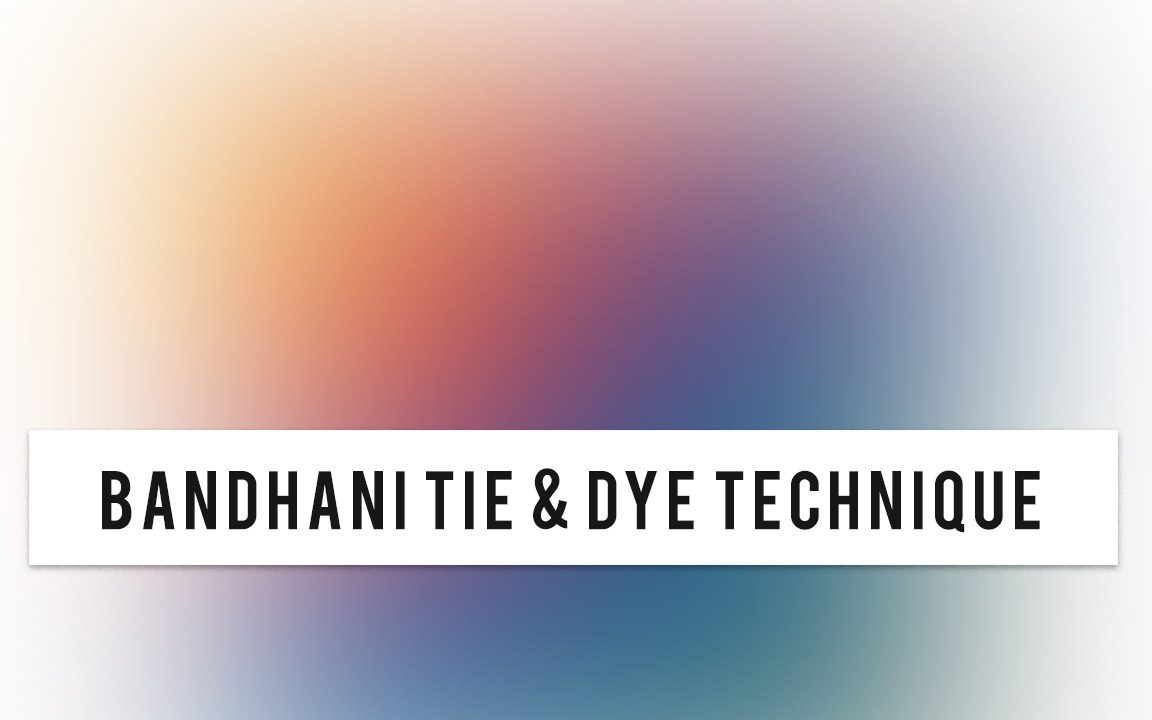 tie and dye courses online