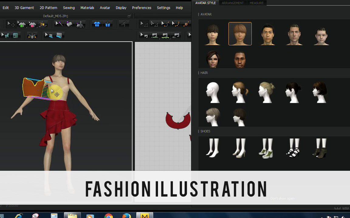 fashion cad courses