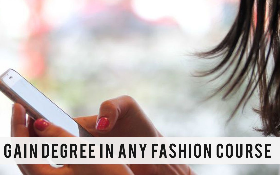 learn fashion designing online