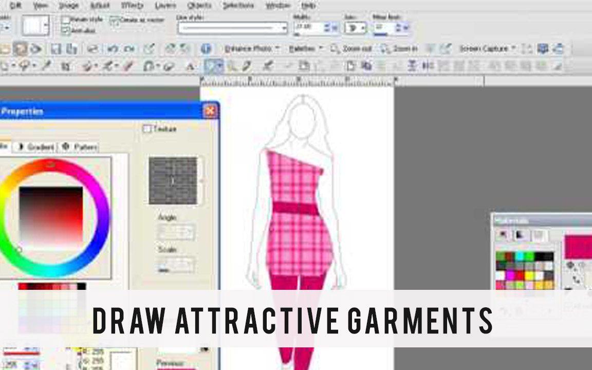 cad fashion design institutes