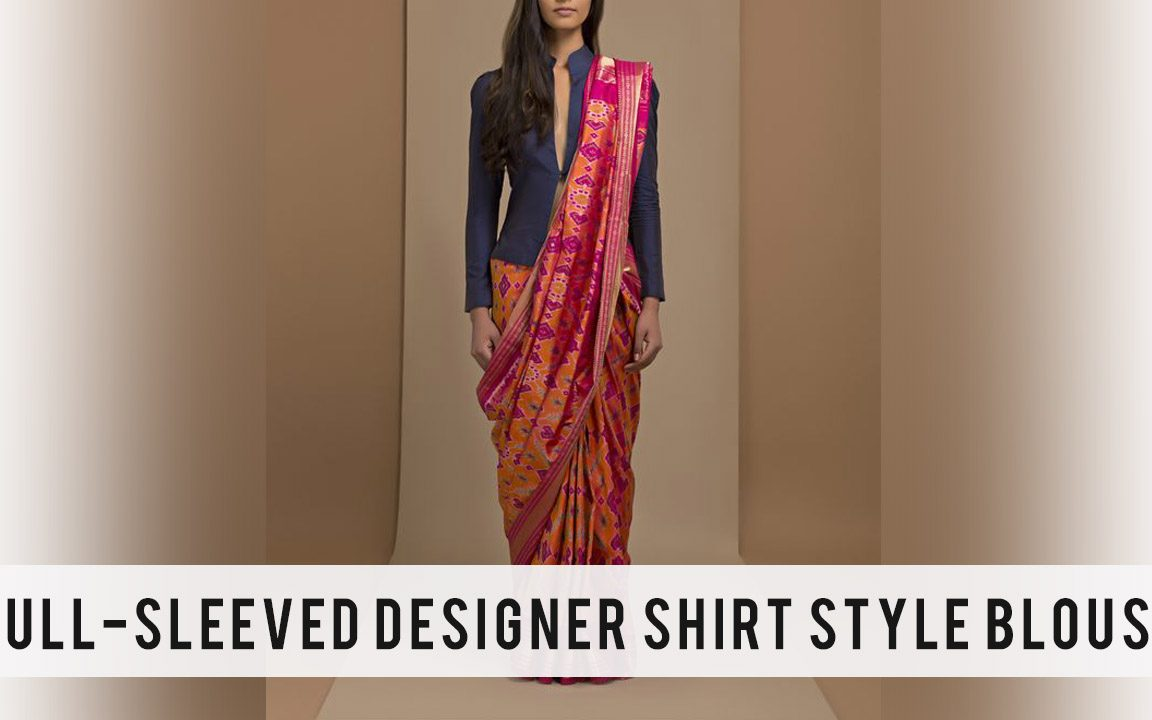 saree blouse sewing classes online