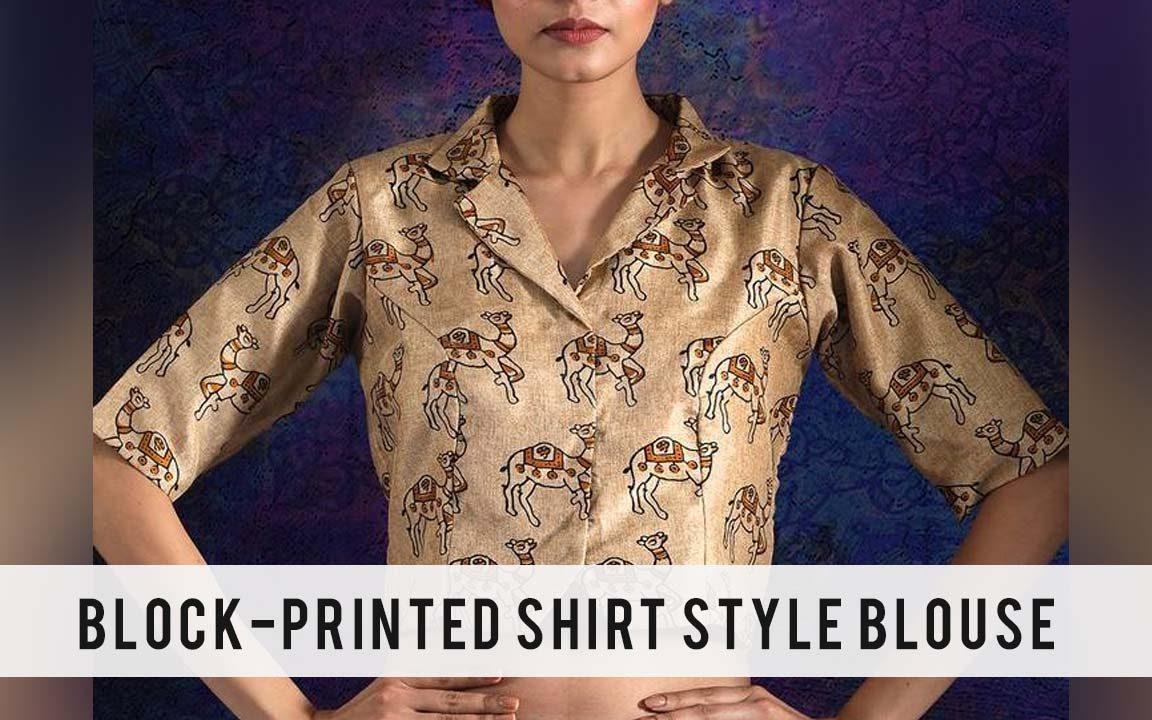 saree blouse making classes online