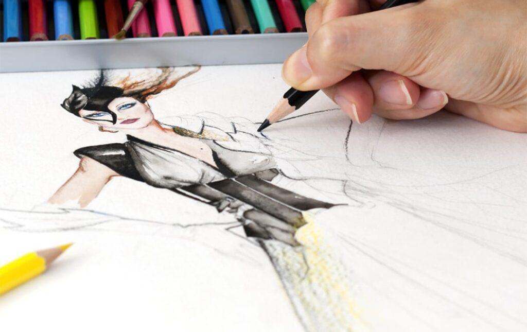 learn fashion illustration