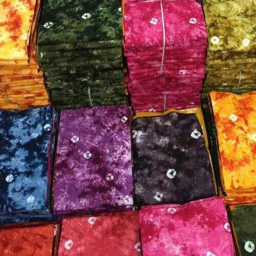 bandhani tie and dye
