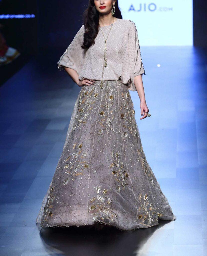 bollywood indian models fashion show