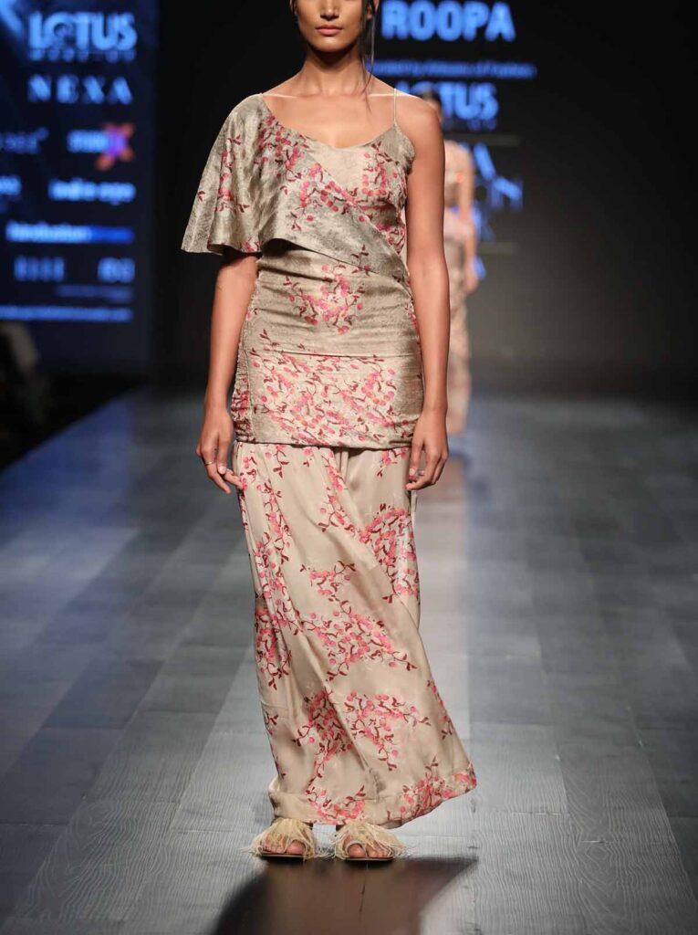 fashion show indian