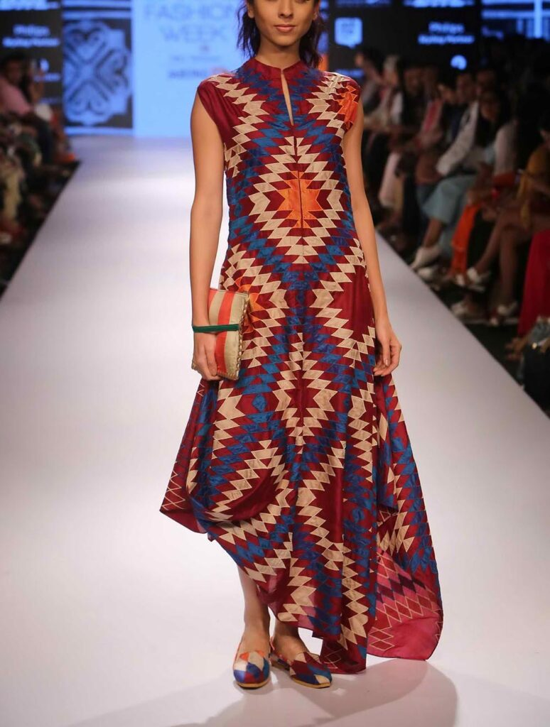 kurti fashion show