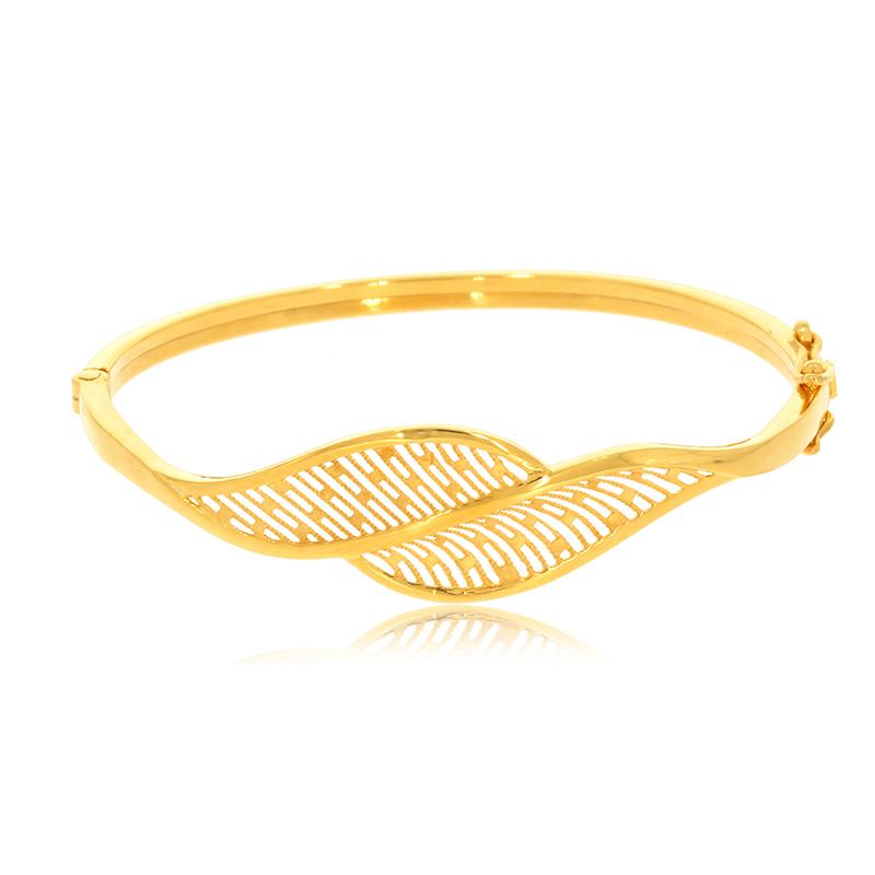 Hunar Online jewellery design gold bracelet design