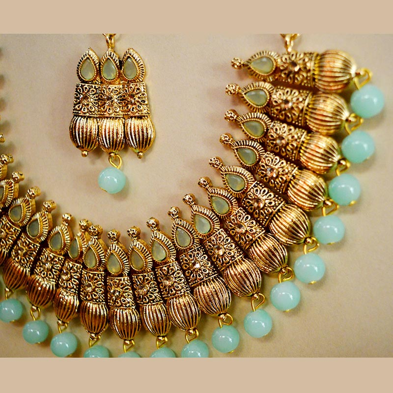 Hunar Online copper based gold jewellery