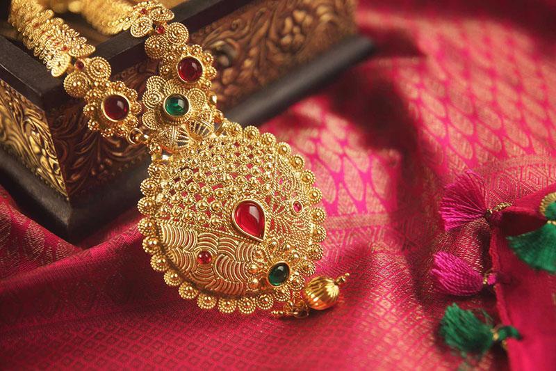 Hunar Online jewellery design gold jewelery