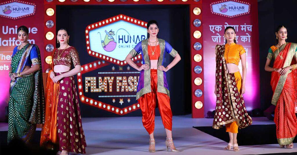 Hunar Fashion Show starter kit