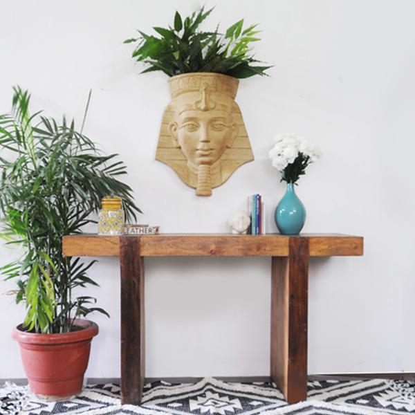 Egyptian plant holder online courses