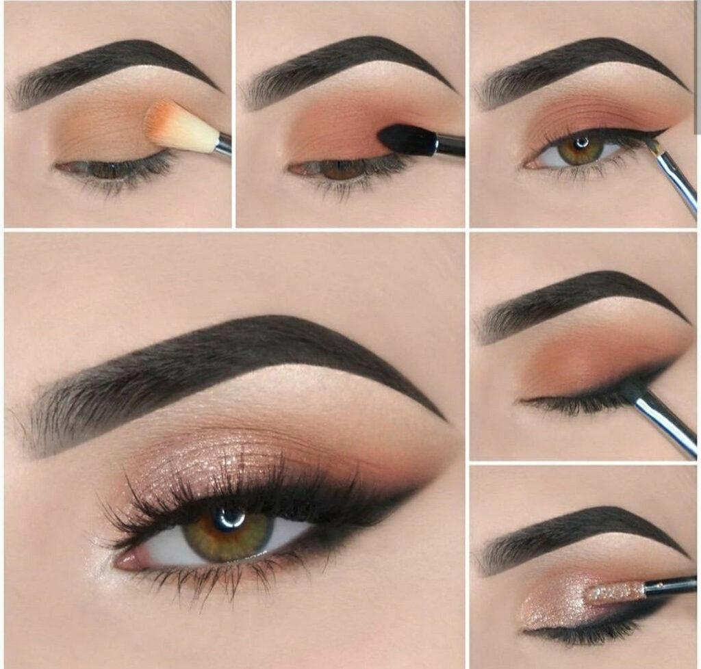 hunar online courses eye make up