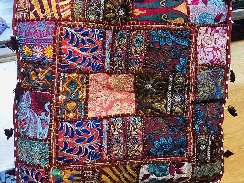 Rajasthani patchwork course