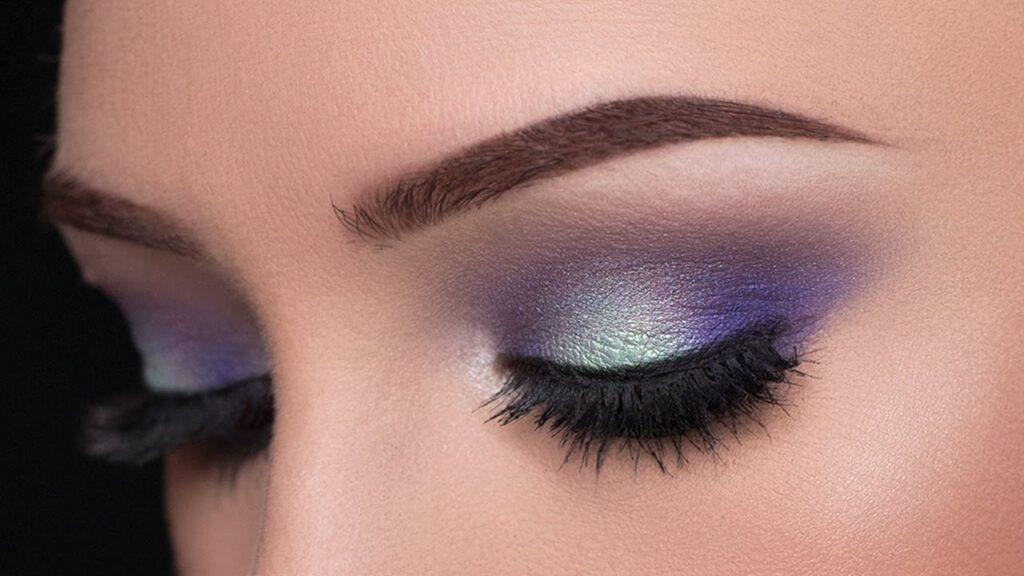 Mermaid Eyeshadow look