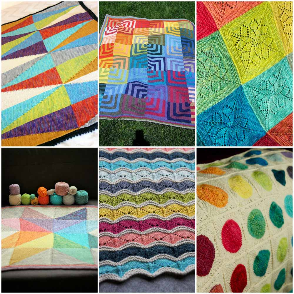 colourful blanket