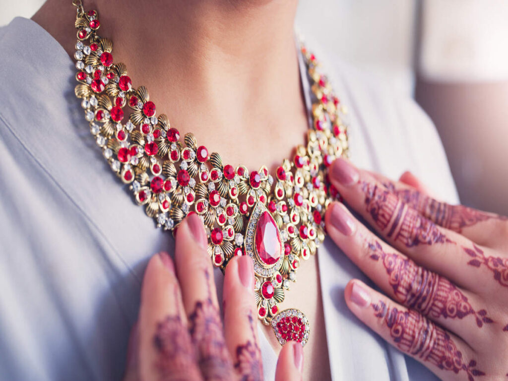 north indian jewellery sets