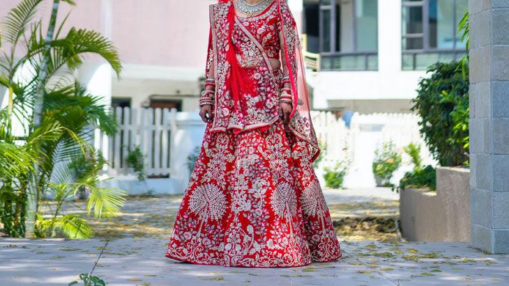 Popular Bridal Lehenga