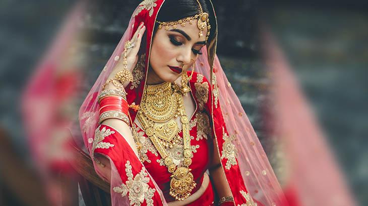 Bridal Jewellery Design- Jewellery Designs for Lehenga