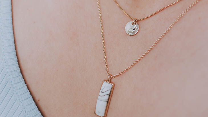 Types of Necklace Jewellery Designs