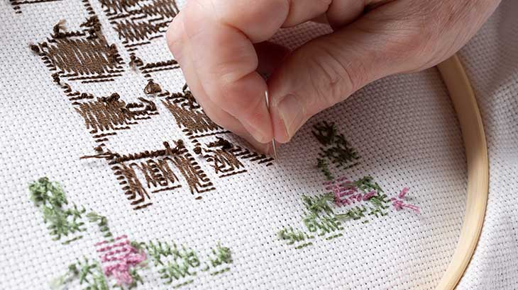 Different Types of Hand Embroidery Techniques