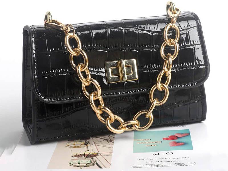 Chain Handles Bag