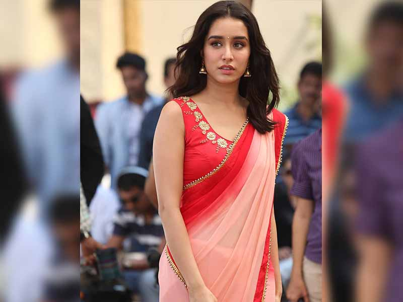 Shraddha Kapoor in a Saree