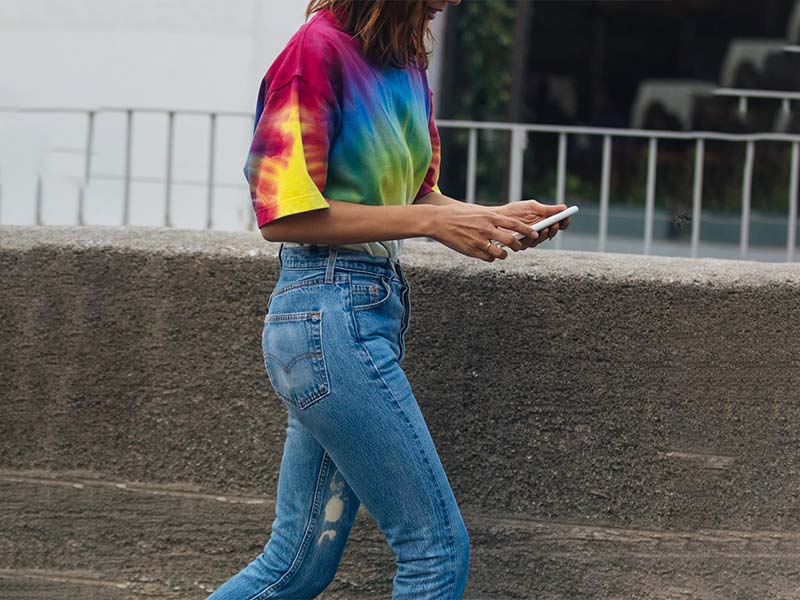 Tie and Dye Outfits
