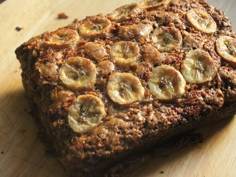 ultimate banana cake