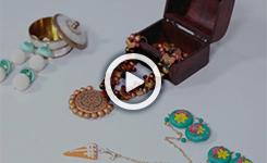 Jewellery Making - Thread & Clay